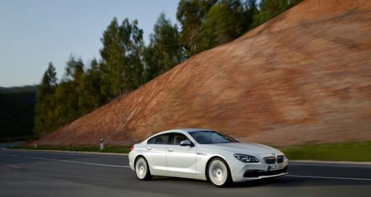 2015 BMW 6 Series refresh Vs 2014 for changes