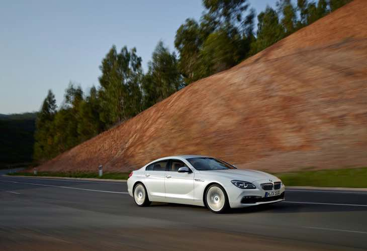2014 BMW 6 Series Vs 2015 refresh changes