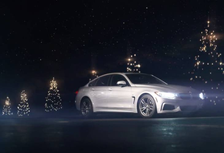 Build A BMW >> 2014 BMW Christmas car commercial trio – Product Reviews Net