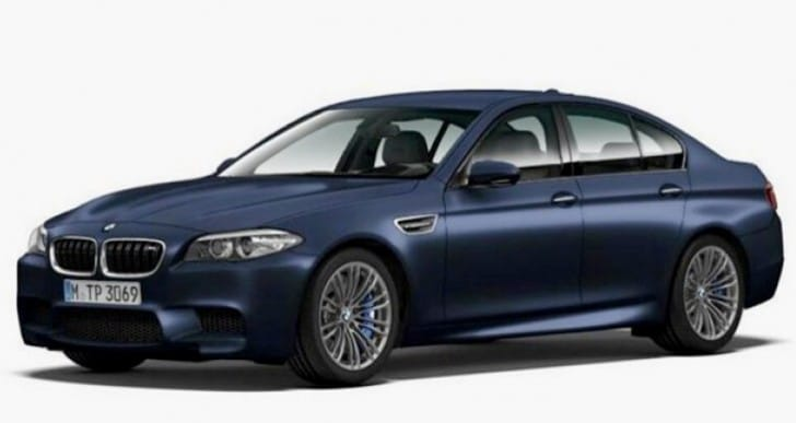 2014 BMW M3 vs. BMW M5 – Anticipating specs