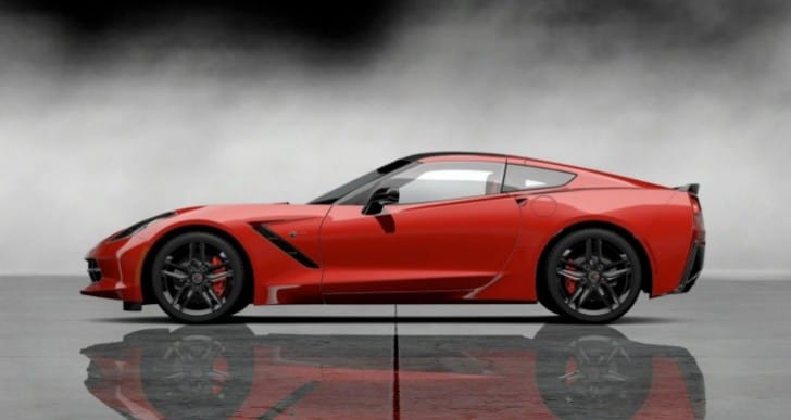2014 Chevrolet C7 Corvette Stingray first drive