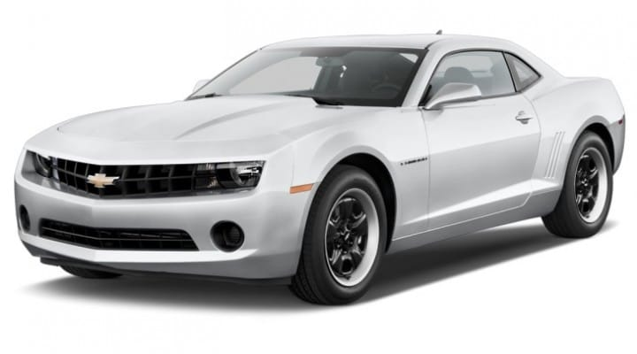 2014 Chevrolet Camaro upsets recent model sales