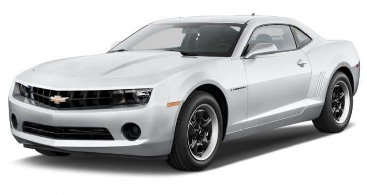 2014 Chevrolet Camaro upsets recent model sales