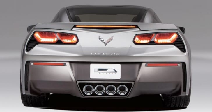 2014 Chevrolet Corvette (C7) Stingray motorsport future