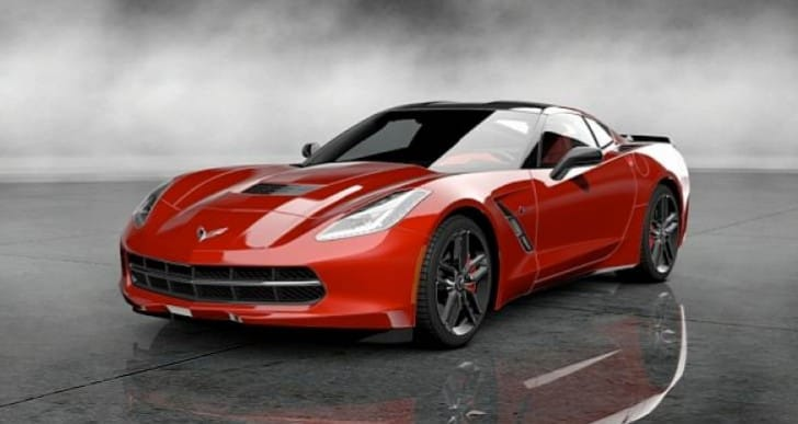 2014 Chevrolet Corvette Stingray vs. Porsche 911 – C7 aspirations