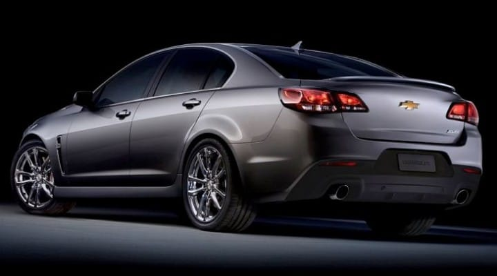 2014 Chevrolet SS price justification wide-ranging