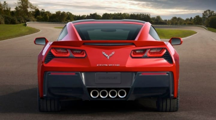 2014 Chevy Corvette Stingray – Manual vs. automatic transmission