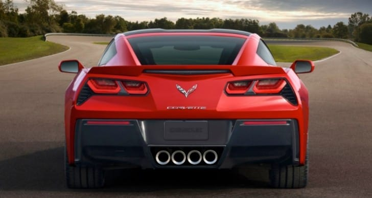 2014 Chevy Corvette Stingray – Manual vs. automatic transmission