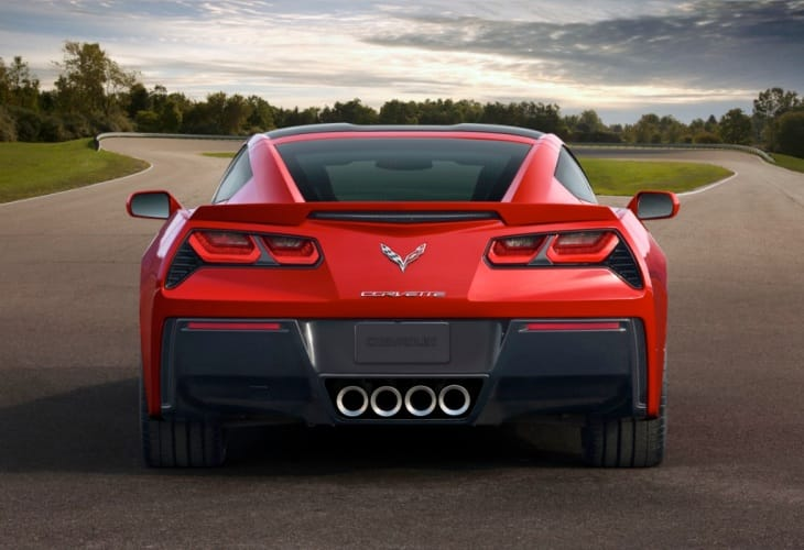 2014 Chevy Corvette Stingray  Manual vs automatic transmission