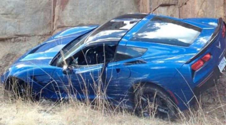 2014 Chevy Corvette Stingray accident sparks handling debate