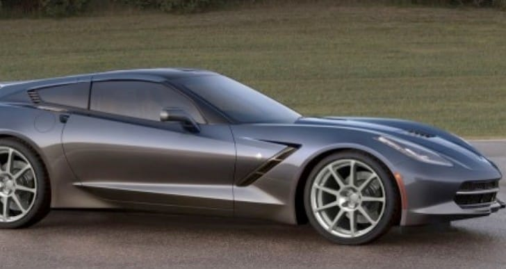 2014 Chevy Corvette Stingray conversion price increase