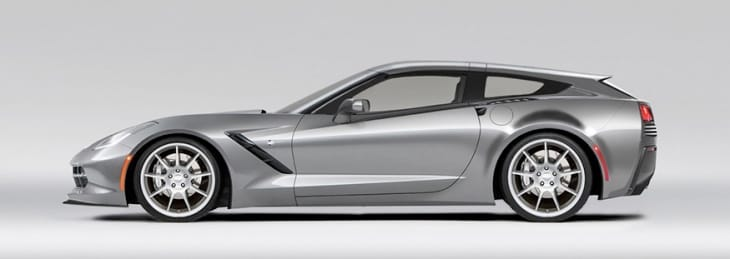 2014 Chevy Corvette Stingray Callaway conversion made official
