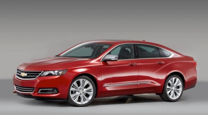 2014 Chevy Impala vs. 2013 Toyota Avalon – Differences explored