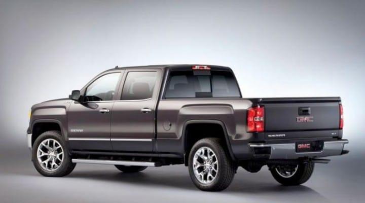 2014 Chevrolet Silverado in stock ahead of release date