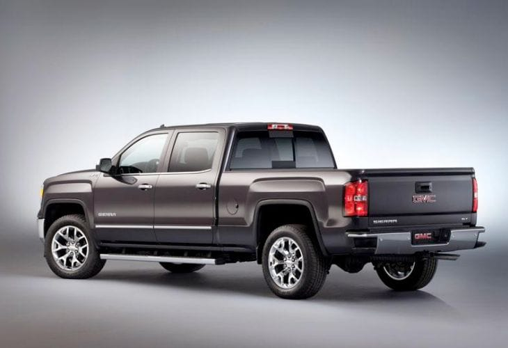2014 Chevrolet Silverado in stock ahead of release date