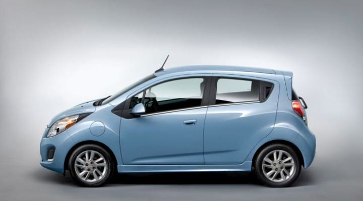 2014 Chevy Spark EV price range a cause for concern