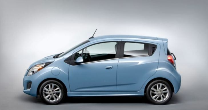 2014 Chevy Spark EV price range a cause for concern