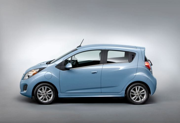 2014 chevy spark ev price range a cause for concern product reviews net. Black Bedroom Furniture Sets. Home Design Ideas