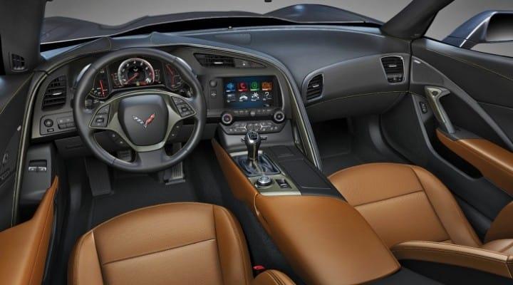 2014 Corvette Stingray Competition Sport Seats upgrade