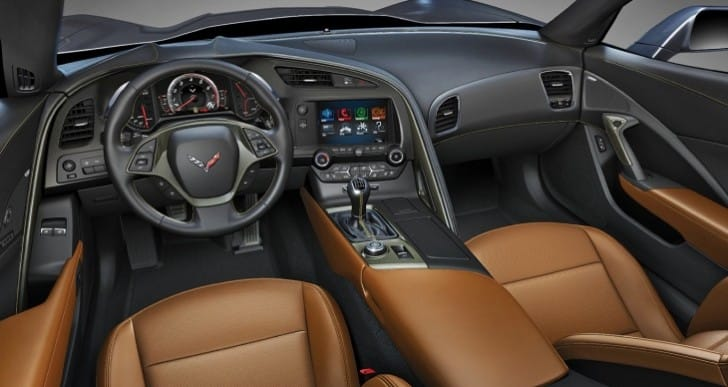 2014 Corvette Stingray Competition Sport Seats upgrade
