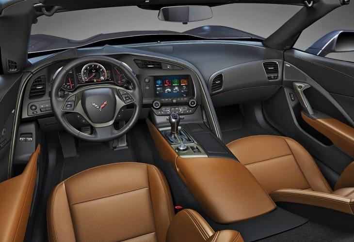 2014 Corvette Stingray Competition Sport Seats upgrade ...