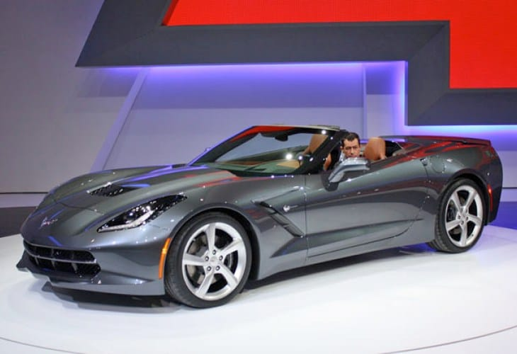 2014 Corvette Stingray Convertible reviews tantalize