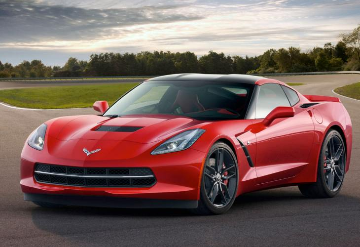 2014 Corvette Stingray Z51 vs. ZR1, Grand Sport, Z06 – Performance figures