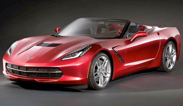 2014 Corvette Stingray convertible snubs US for Europe