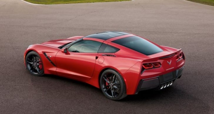 2014 Corvette Stingray dealer price markup $5,000 to $10,000