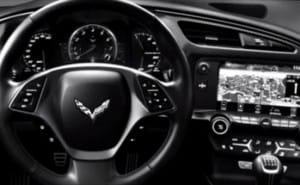 2014 Corvette Stingray interior video shows C7 progress