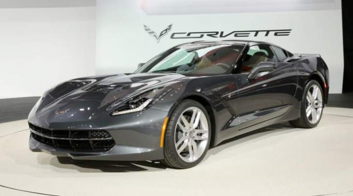 2014 Corvette Stingray options and packages, includes Z51