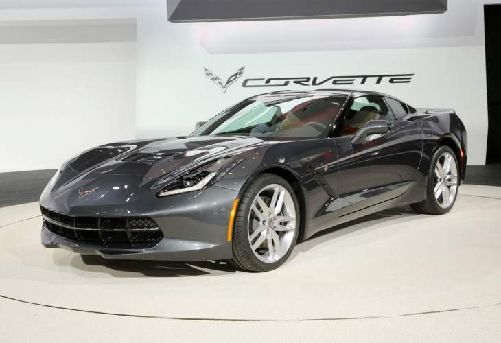 2014 Corvette Stingray options and packages includes Z51