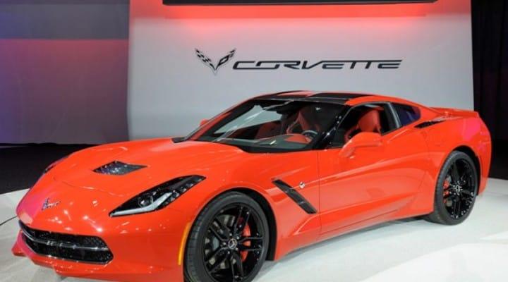 2014 Corvette Stingray price increase over 2013 model