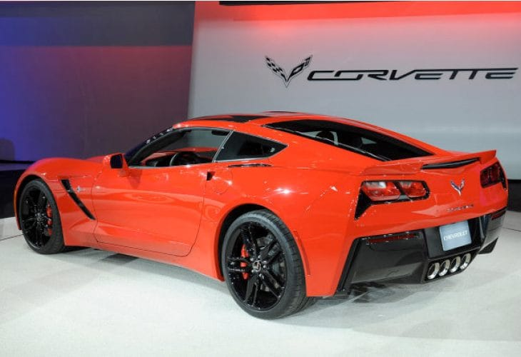 2014 Corvette Stingray price increase