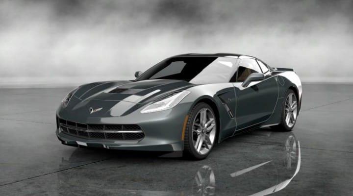 2014 Corvette Stingray race technology from track to street