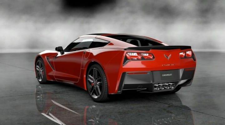 2014 Corvette Stingray vs. 2015 Chevrolet Camaro SS horsepower