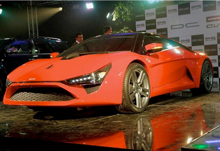 2014 DC Design Avanti, the cars price in India