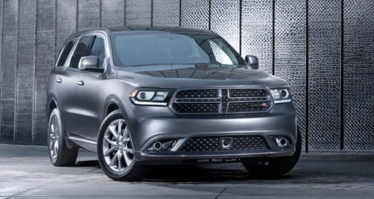 2014 Dodge Durango price and mpg figures