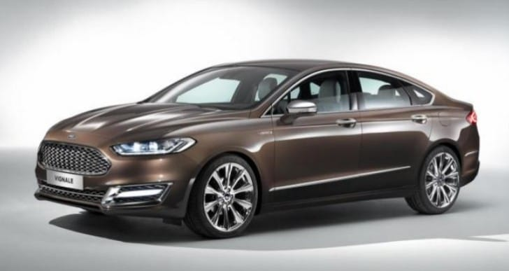 2014 Ford Mondeo 1.0 vs. old 2.0 litre model