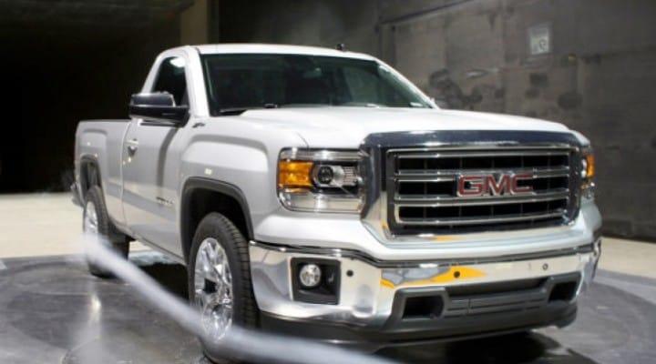 2014 GMC Sierra fuel efficiency and quietness improvements