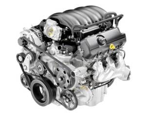 2014 GMC Sierra vs. Ford F-150 engine specs