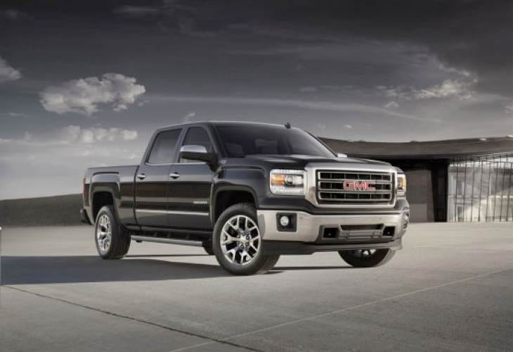2014 GMC Sierra vs. Ford F-150, Ram 1500 engine specs
