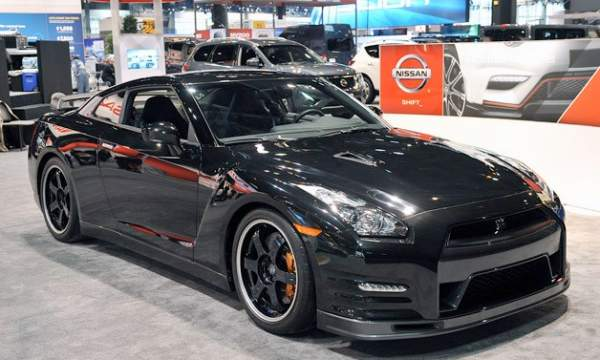 2014 GT-R Track Edition and Nissan 370Z performance tweaks