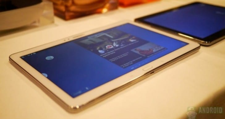 2014 Galaxy Note 10.1 price in USA at launch