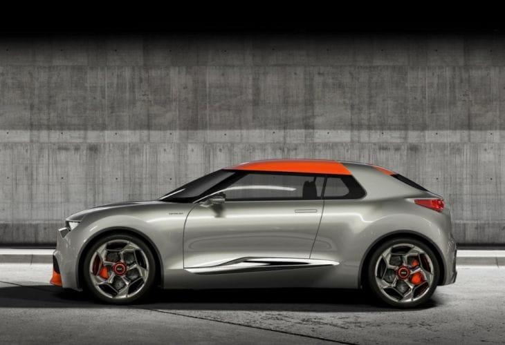 2014 Geneva Motor Show Kia Juke-rival imminent