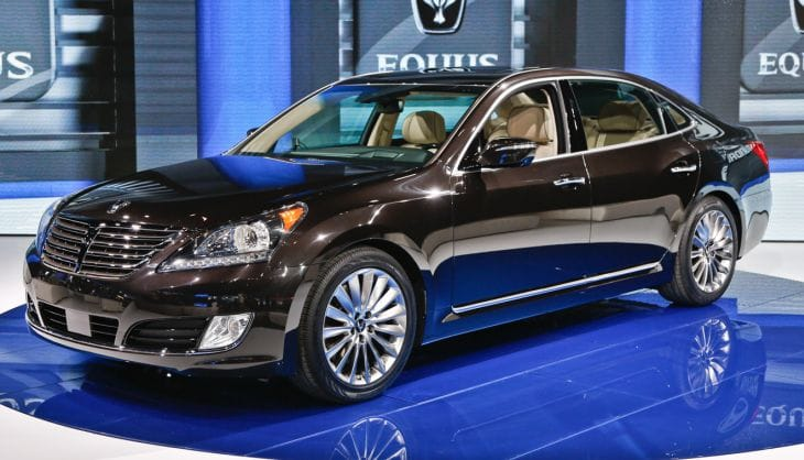 2014 Hyundai Equus Ultimate Specs In First Look Product