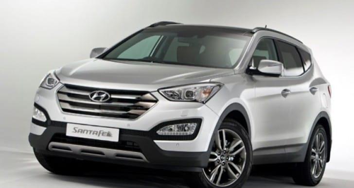2014 Hyundai Santa Fe SUV price in India revealed
