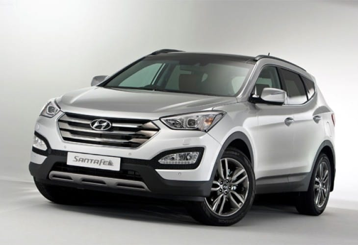2014 Hyundai Santa Fe SUV price in India revealed