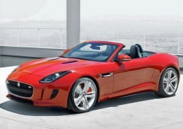 2014 Jaguar F-Type video review highlights the X-factor