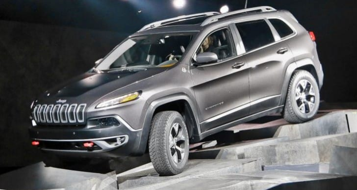 2014 Jeep Cherokee pricing and trim levels released
